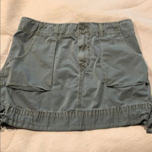 c5ff1b3ac4 Aldo Trevi Olive Green cargo skirt